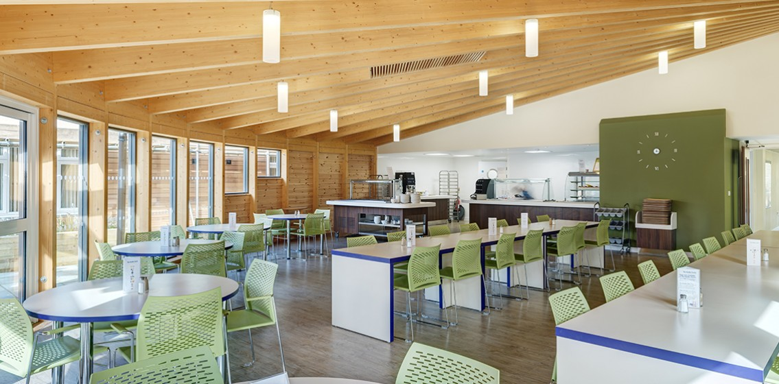 Horder Centre, Dining Hall image 1