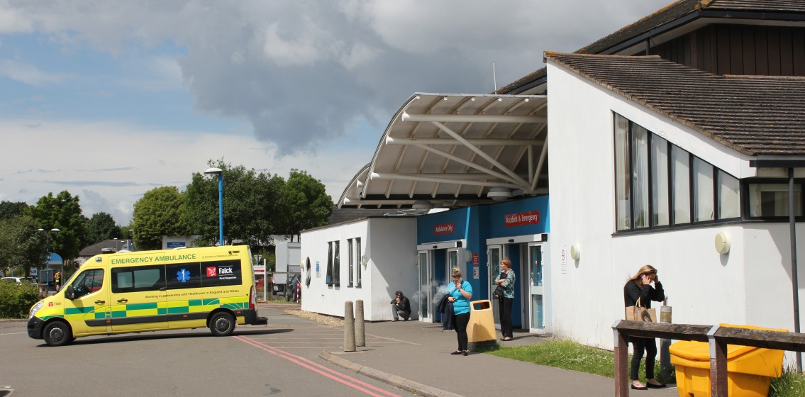 Maidstone Hospital, A&E Department image 1